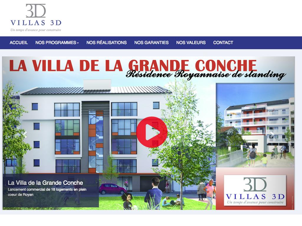 Villas 3D